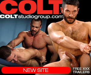 Colt Studio offers HOT Muscled Men