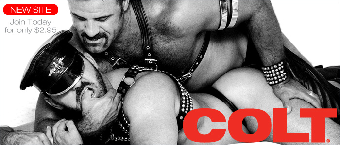 Colt offers Muscle Leather Men