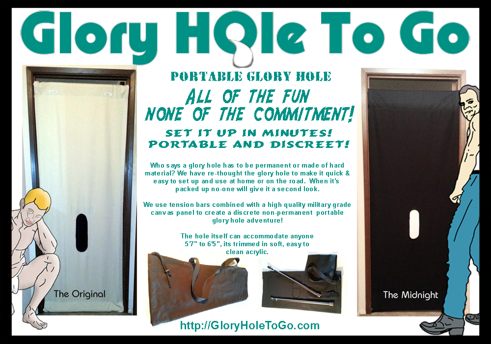 Glory Hole To Go - Portable GloryHole