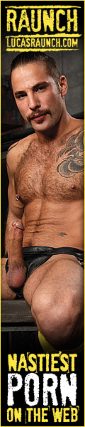 Lucas Raunch -  leather daddy