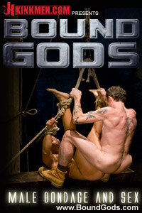 Kink - Bound Gods - rope fucking